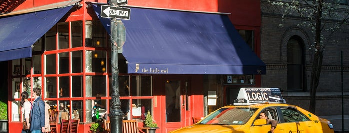 The Little Owl is one of The West Village List by Urban Compass.