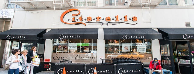 Citarella Gourmet Market - Upper East Side is one of The Upper East Side List by Urban Compass.