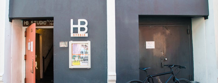 HB Studio is one of The West Village List by Urban Compass.