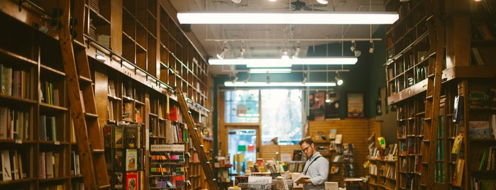 Shakespeare & Co is one of The Noho List by Urban Compass.