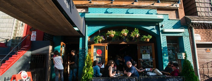 Alligator Lounge is one of The Williamsburg List by Urban Compass.