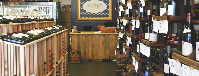Winey Neighbor is one of Eat&Drink: Brooklyn.