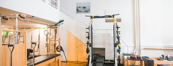 ZenGirl Fitness is one of The Soho List by Urban Compass.