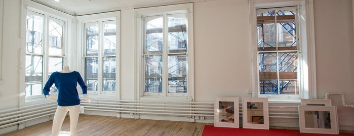 Artists Space is one of The Soho List by Urban Compass.