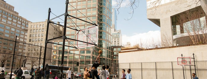 Grand Canal Court is one of The Soho List by Urban Compass.
