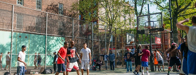 West 4th Street Courts (The Cage) is one of The West Village List by Urban Compass.