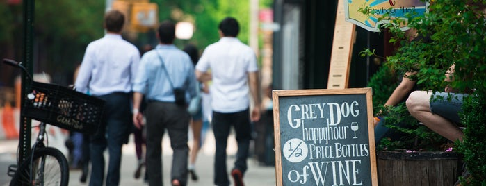 The Grey Dog - Nolita is one of The Nolita List by Urban Compass.
