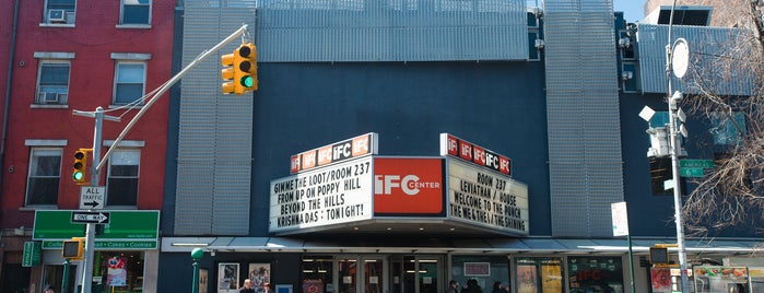 IFC Center is one of The West Village List by Urban Compass.