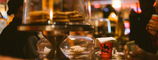 The Love Cafe is one of The Locals Only Guide to Eating & Drinking in NYC.