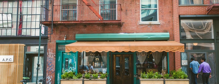 Il Buco is one of The Noho List by Urban Compass.