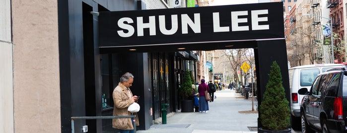 Shun Lee is one of Restaurants.