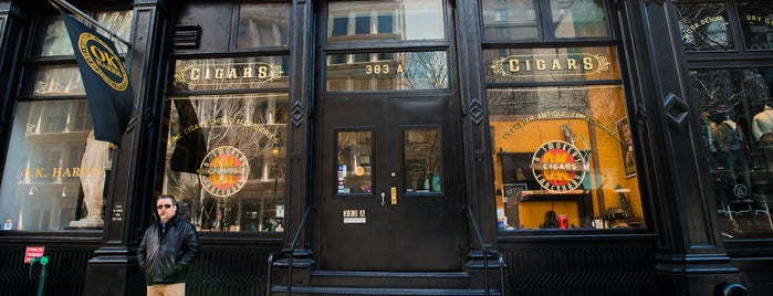 OK Cigars is one of The Soho List by Urban Compass.