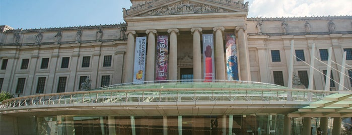 Brooklyn Museum is one of The Park Slope List by Urban Compass.
