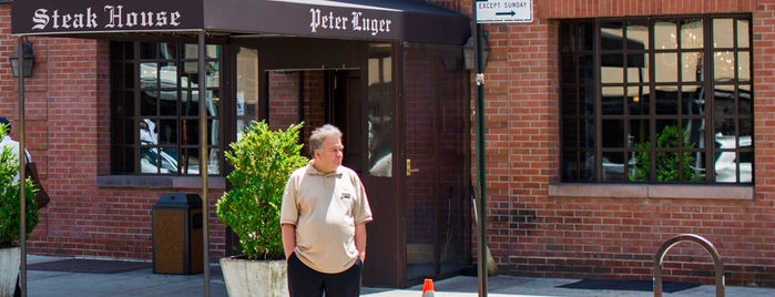 Peter Luger Steak House is one of The Williamsburg List by Urban Compass.
