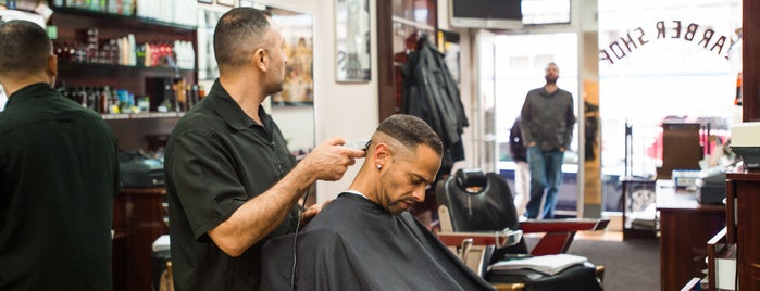 East 6th Street Barber Shop is one of NY.