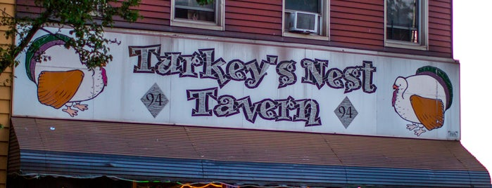 Turkey's Nest is one of The Williamsburg List by Urban Compass.