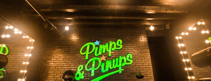 Pimps and Pinups is one of New York, New York.