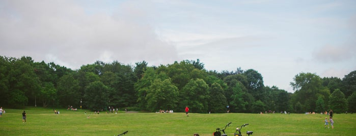 Prospect Park is one of The Park Slope List by Urban Compass.