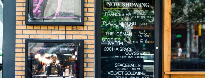 Nitehawk Cinema is one of The Williamsburg List by Urban Compass.