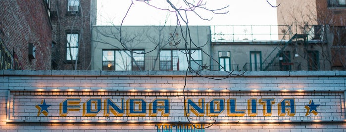 The Nolita List by Urban Compass
