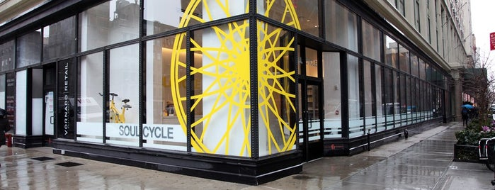 SoulCycle NoHo is one of The Noho List by Urban Compass.