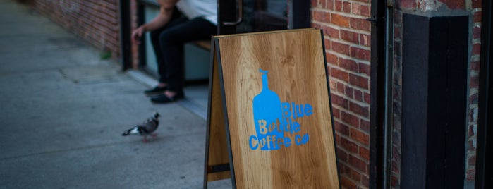 Blue Bottle Coffee is one of The Williamsburg List by Urban Compass.