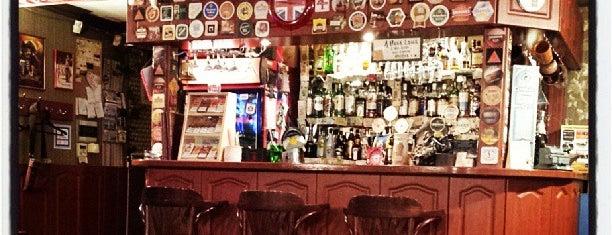 Crown pub is one of Lugares favoritos de Sagi.