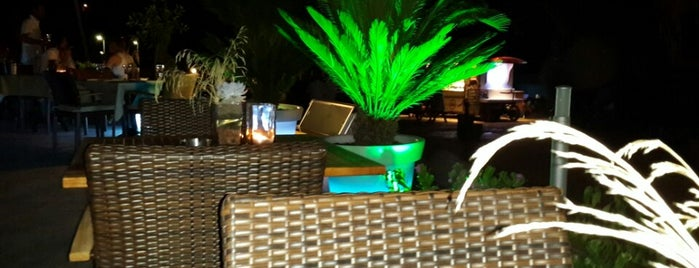 Pm Bodrum Beach & Restaurant is one of Lilahさんのお気に入りスポット.