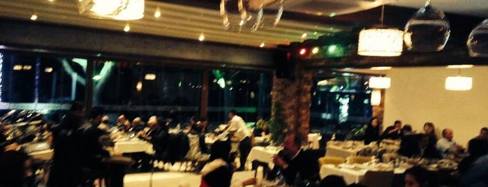 Nihayet Restaurant Cafe Bar Bodrum is one of Tempat yang Disimpan Sibel.