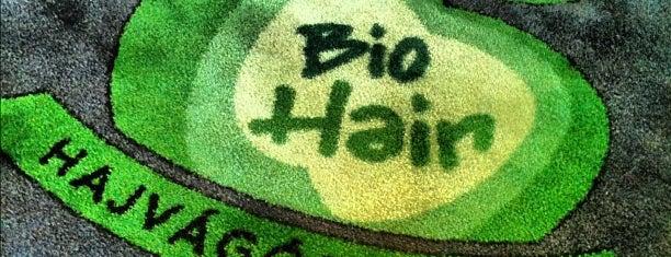 BioHair is one of Posti che sono piaciuti a Csaba.