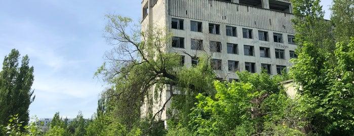 Prypiat Ghost Town is one of Posti che sono piaciuti a Burak.