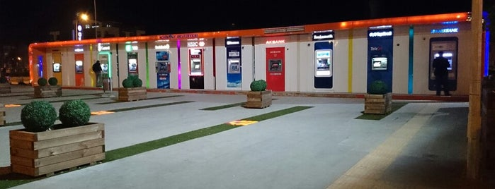 Atm Park is one of Orte, die Safak gefallen.