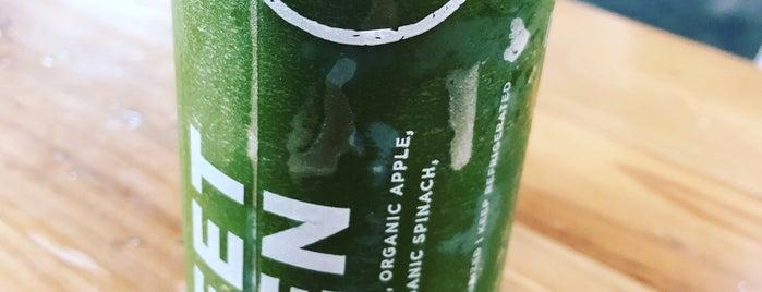 Clean Juice is one of Veg Friendly Spots.