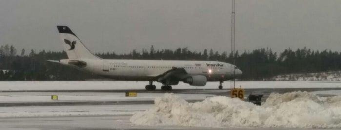Göteborg Landvetter Airport is one of Airports Worldwide....