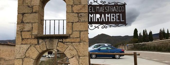 Mirambel is one of Lugares favoritos de Jose Mª.
