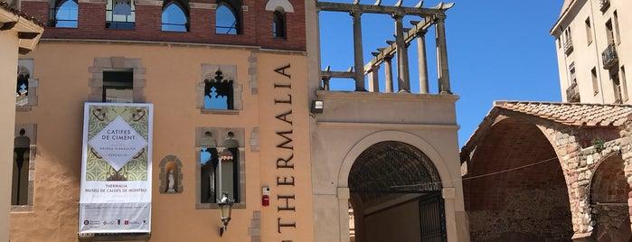 Museu Thermalia is one of Lugares favoritos de Jose Mª.