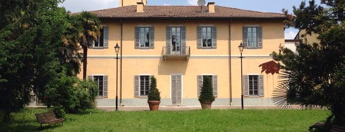 Biblioteca comunale di Novate Milanese is one of milano.
