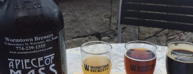 Wormtown Brewing is one of Craft Beer.