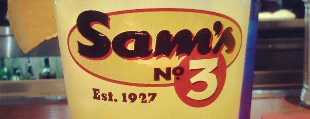 Sams No. 3 is one of Andrea's Liked Places.