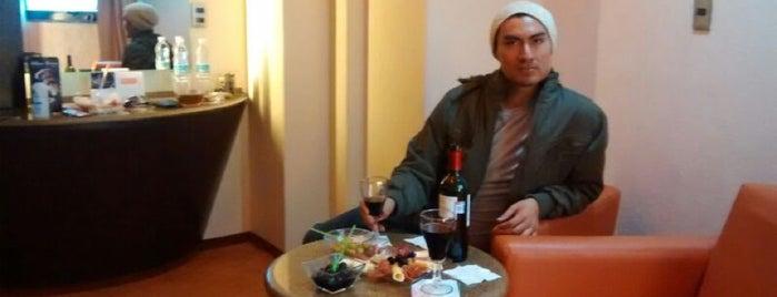 Hotel  Valle Del Sur is one of Orte, die Omar gefallen.