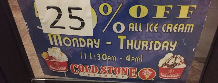 Cold Stone Creamery is one of Mo's Liked Places.
