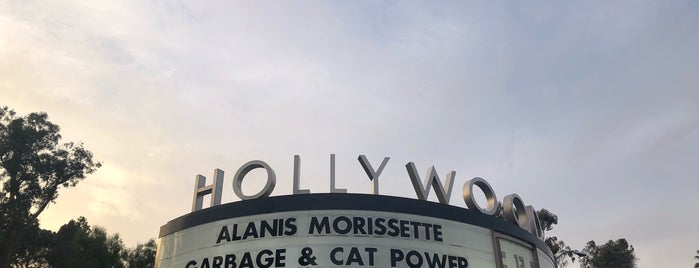 Hollywood Bowl Museum is one of Besuchen non-D.