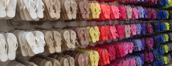 Concept Store Havaianas is one of SP | Compras.