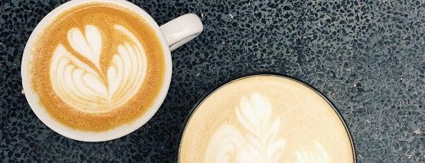 Octane Coffee is one of 15 Top Coffee Shops in Atlanta.