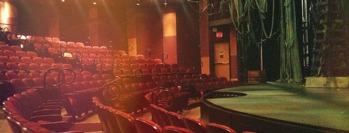 Children's Theatre of Charlotte is one of Uptown Charlotte Dining and Nightlife.