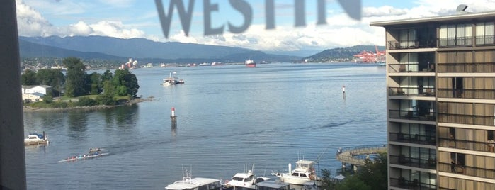 The Westin Bayshore is one of Great Hotels.