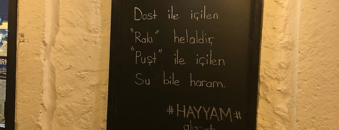 Hayyam Meyhanesi is one of Lieux qui ont plu à Fajer.