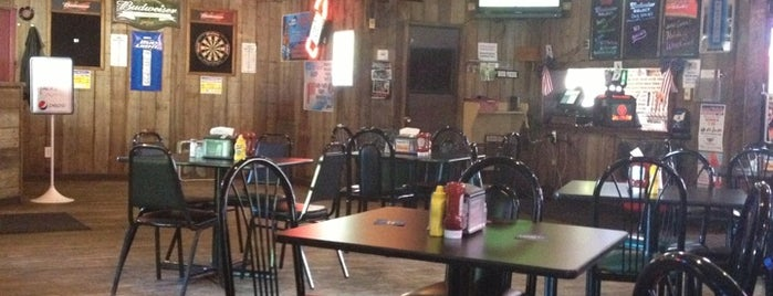MARLEY'S BAR & GRILL is one of Team Trivia.