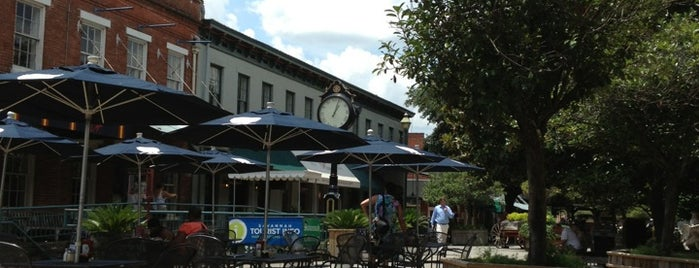City Market Savannah is one of Arthur's Main list of things to do..