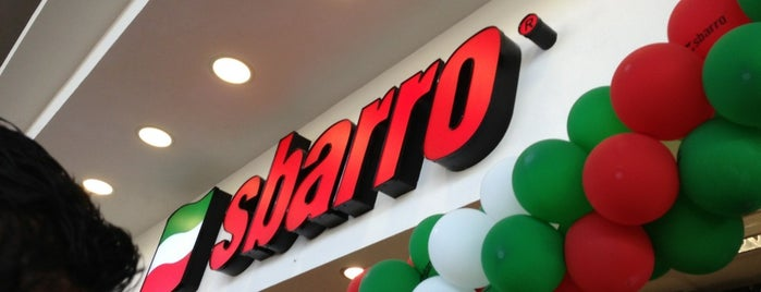 Sbarro is one of Anaさんのお気に入りスポット.